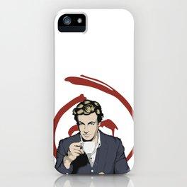 Patrick Jane iPhone Case