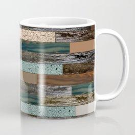 Wood in the Wall Coffee Mug