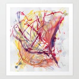 Calyx Art Print