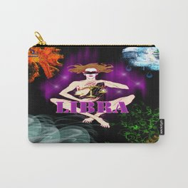 Astrology Sign Libra: Carry-All Pouch