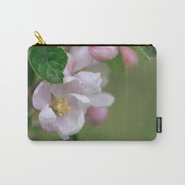 Tender Apple Tree Blossoms In Spring Carry-All Pouch