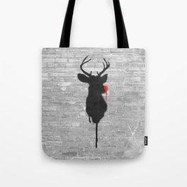 Street Rudolph Tote Bag