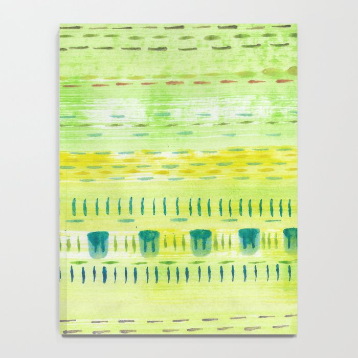 Meadow Stitch Notebook