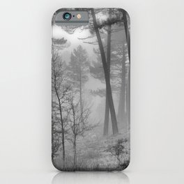 """""""Into The Woods"""" Dream Forest II iPhone Case"""