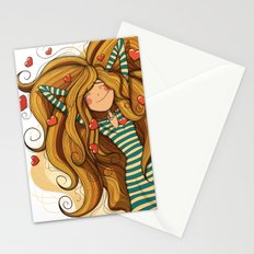 Amorousness Stationery Cards