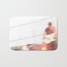 Albert Hammond Jr. Blur - The Strokes Bath Mat