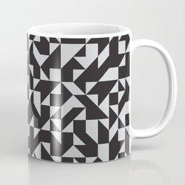 Girard Inspired Geometric Pattern Coffee Mug