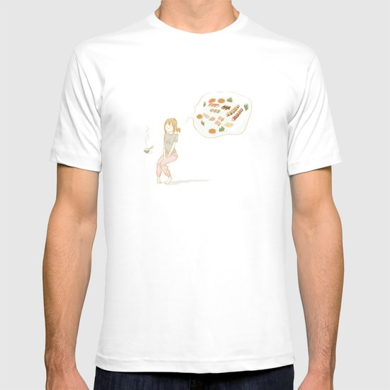 All about food T-shirt