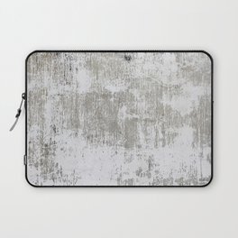 Vintage White Wall Laptop Sleeve