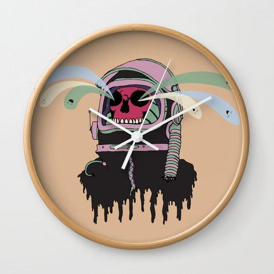 Dead Space: The Spirits Escape Wall Clock