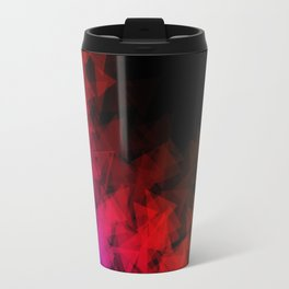 Dark origami Travel Mug