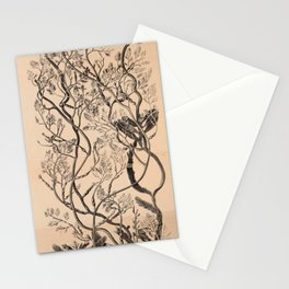 Naturalist Seaweed Stationery Cards