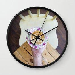 The Coffeeshop Wall Clock