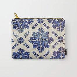 Azulejos Carry-All Pouch
