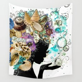 Sea Child Wall Tapestry