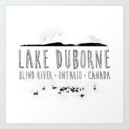 Duborne Art Print