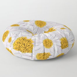 Daisy Love Floor Pillow