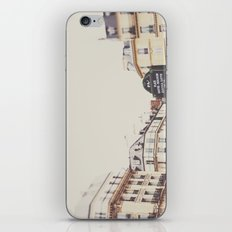 Place Sartre Beauvoir iPhone & iPod Skin