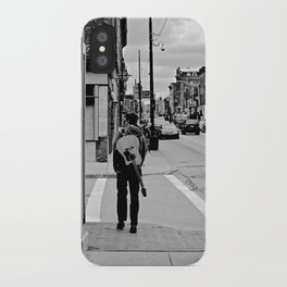 Life In a Guitar Town iPhone Case