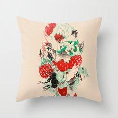 rebirther Throw Pillow