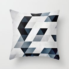 yntygryl Throw Pillow