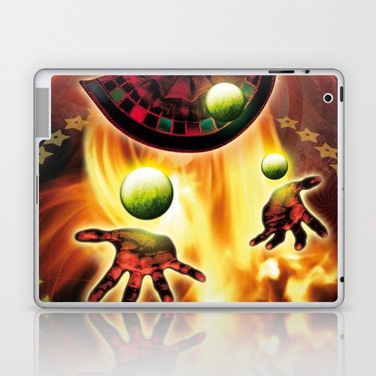 Poster Cirkus Laptop & iPad Skin