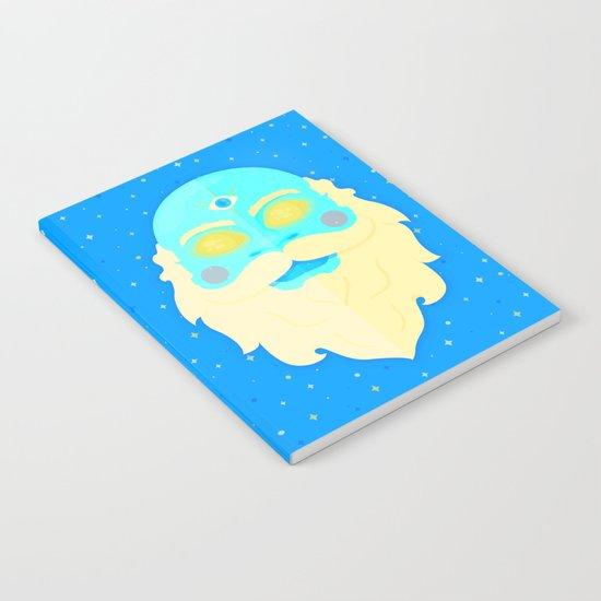 Santa Cosmos Notebook
