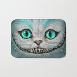 Smile Cat - CHESIRE Bath Mat