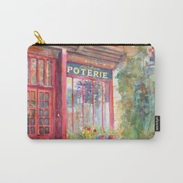 David's Europe 2 - A&C Squire Poterie Carry-All Pouch