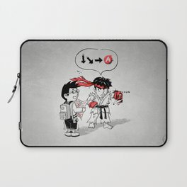 Hadoken? Laptop Sleeve
