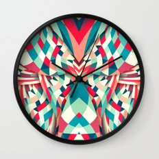 Piece by Peace Wall Clock