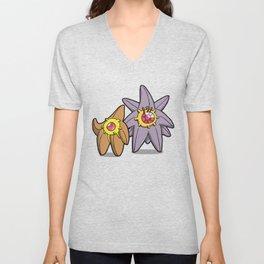 Pokémon - Number 120 & 121 Unisex V-Neck