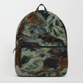 Cannabis, smoke flowers, sativa Backpack