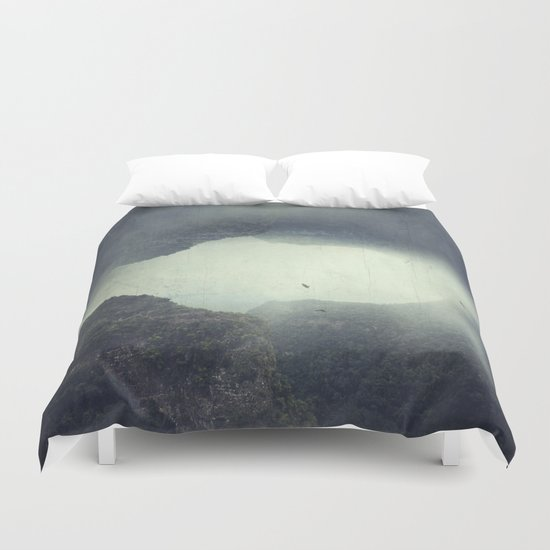 the Opening Duvet Cover