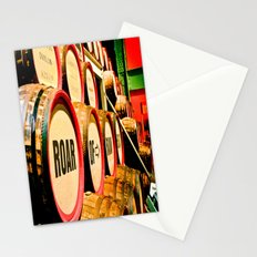 Roll 'Em In Stationery Cards