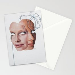 Left Brain - Right Brain Stationery Cards
