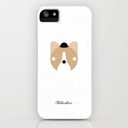 Pedigree: Chihuahua iPhone Case