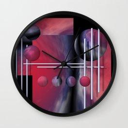 liking geometry -2- Wall Clock