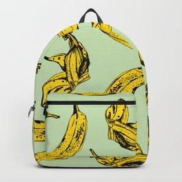 Mint Banana Backpack