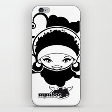 BEE-J T-SHIRT iPhone & iPod Skin