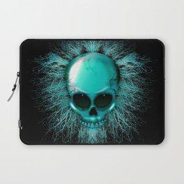 Ghost Skull Laptop Sleeve
