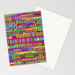 Beethoven Moonlight Sonata (Rainbow Hues) Stationery Cards