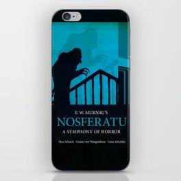 Nosferatu - A Symphony of Horror iPhone Skin