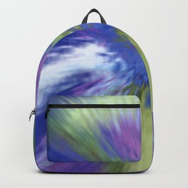 At The Speed of Blue Backpack