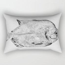 piranha Rectangular Pillow