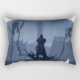 Dishonored Rectangular Pillow