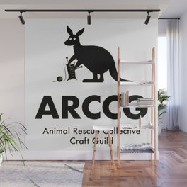 Animal Rescue Collective Craft Guild Wall Mural