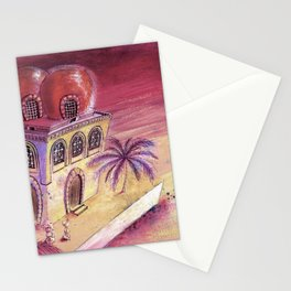 San Cataldo Church - Kid design Stationery Cards