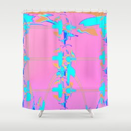 Cool temperate Shower Curtain