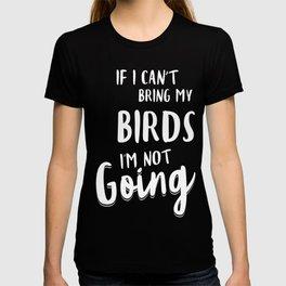 Birds-tshirt,-my-Birds T-shirt